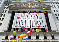 Wall street cards corporate holiday cards for the financial industry wall street birthday cards m4hsunfo